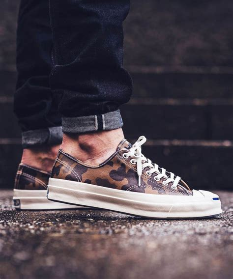 Converse Original Purcell Signature Ox Camo Casual Sneakers 17 best images about shoes on derby loafers