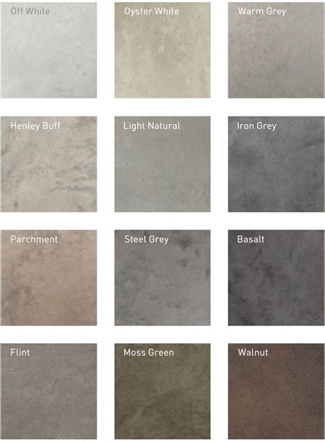 lazenby recommended polished concrete colours detail to inspire concrete