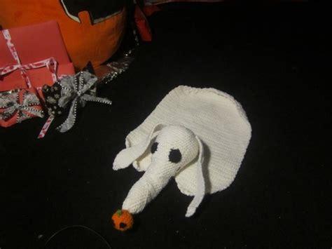 zero nightmare before christmas sewing pattern crochet nightmare before christmas zero 183 a dog plushie