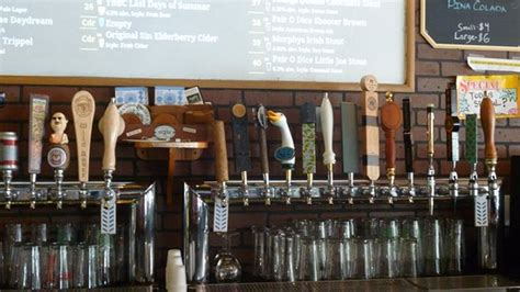 taps house of beer beer taps picture of dunedin house of beer dunedin tripadvisor