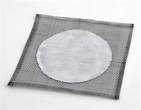 wire gauze with ceramic center united scientific supplies
