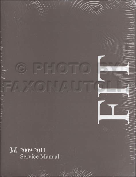 car maintenance manuals 2009 honda fit auto manual 2009 2011 honda fit repair shop manual original