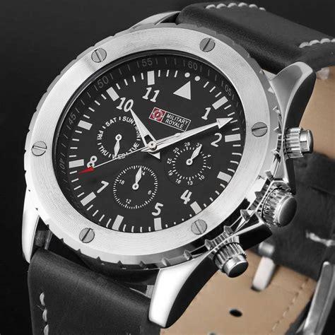 Jam Tangan Pria Led Iron Aksesories Pria royale jam tangan analog pria mr099 100 black jakartanotebook