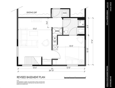basement plan basement remodeling ideas low ceilings