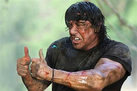 Rambo Meme - rambo new blood movie reboot