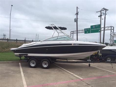 four winns boat dealers in texas four winns 240 horizon boats for sale in texas