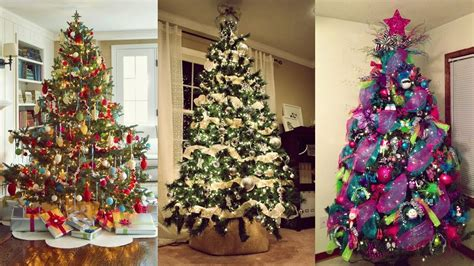 tendencias para decorar un 193 rbol de navidad merry