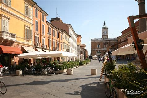di ravenna now and then ravenna italy