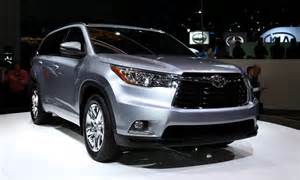 new car 2014 toyota highlander wallpapers and images