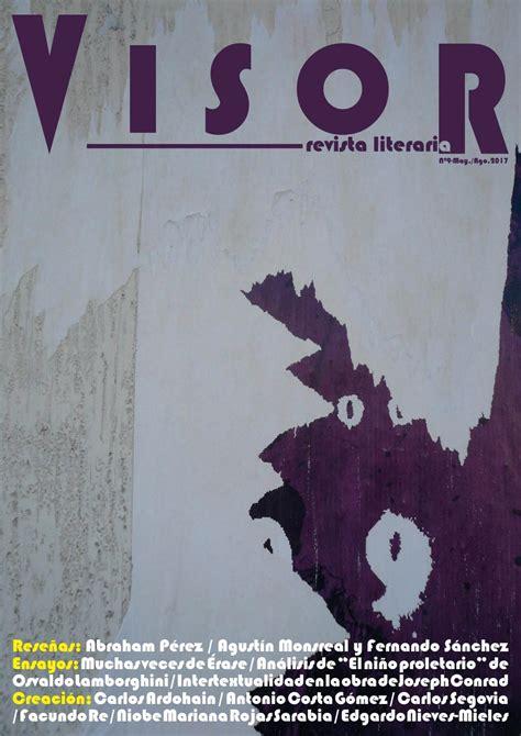 imagenes revista literaria revista literaria visor n 186 9 by revista literaria visor