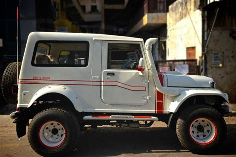 mahindra thar top interior modified jeeps of india outrageous to outstanding