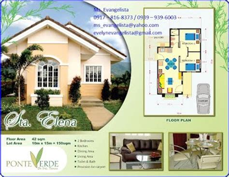 sta lucia house design sta elena model sta lucia realty and royale homes marketing corporation