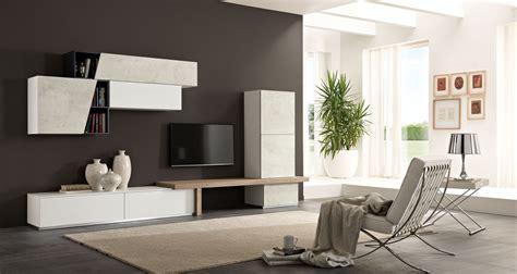 Zona Living Moderna by Arredamento Soggiorno Moderno Modello Exential Spar