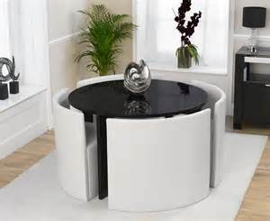 Round Black Dining Room Table Buy Mark Harris Sophia High Gloss Black Round Dining Set