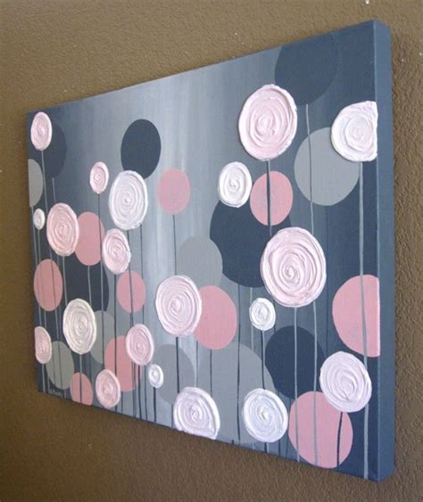 25 best ideas about easy canvas art on pinterest flower canvas art simple canvas paintings 25 creative and easy diy canvas wall art ideas
