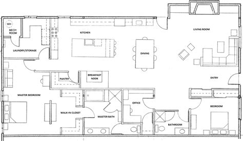 floor plan google sketchup google house plans numberedtype