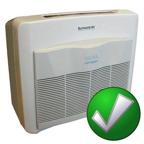 xj   surround air multi tech hepa air purifier room air cleaner  ebay