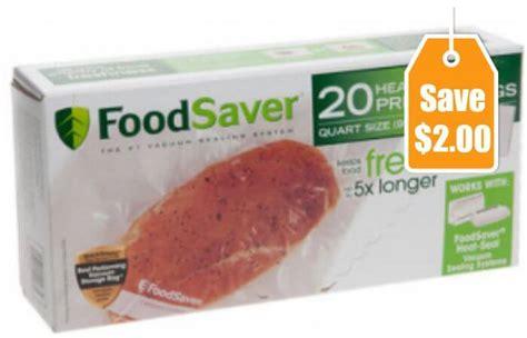 printable foodsaver bag coupons new 2 2 foodsaver bags coupon walmart target deals