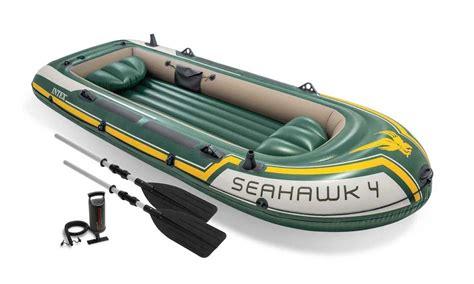 intex opblaasboot seahawk 4 set outlet shopping - Outlet Opblaasboot