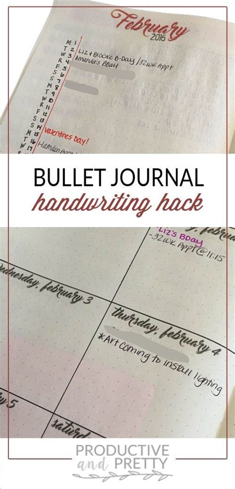 bullet journal hacks bullet journal handwriting and bullets on pinterest