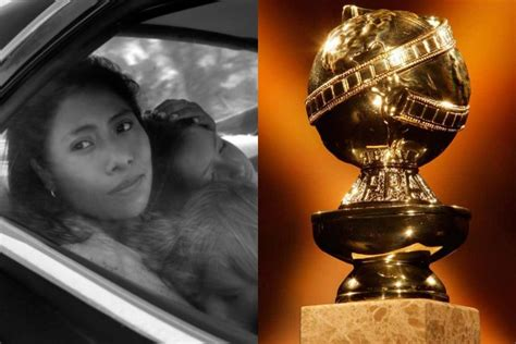 alfonso cuaron globo de oro roma de cuar 243 n con 3 nominaciones al globo de oro e