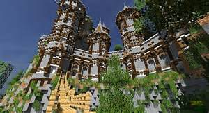 Gatehouse Interiors Medieval Castle And Village Minecraft Building Inc