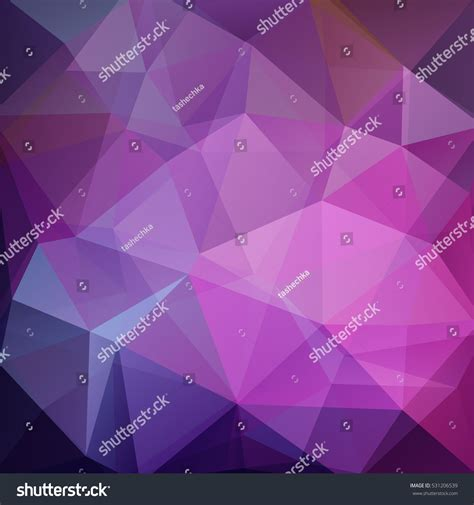 the color purple book background polygonal vector background can be used stock vector