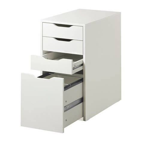 ikea desk with drawers 25 best ideas about drawer unit on ikea alex