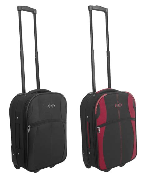 hand luggage size gallery small hard sided cabin case hand luggage wheeled trolley