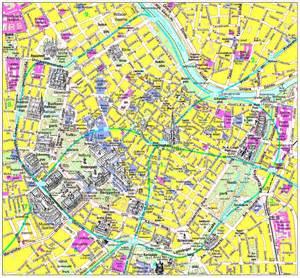 Vienna Subway Map by Vienna Maps Travel Map For Vienna Austria Detailed