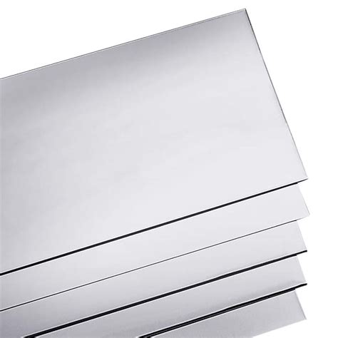 Sterling Silver Brushed Finished Sheet For Jewelry