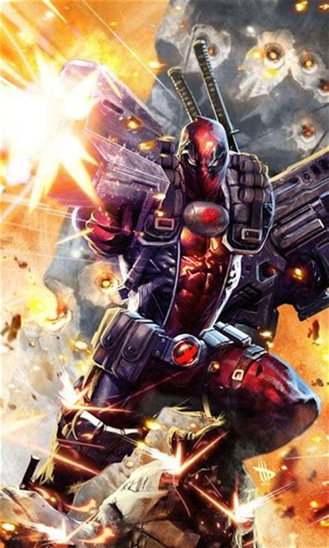 wallpaper live game download deadpool game live wallpaper for android appszoom