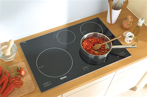 Best Cooktop Miele Km5753 30 Quot Induction Cooktop Black Contemporary