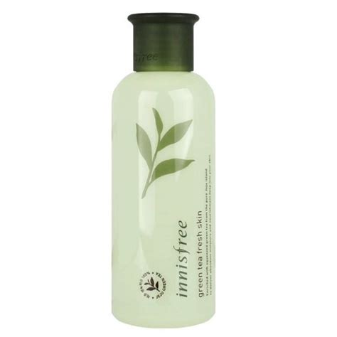 Innisfree Green Tea Fresh Skin innisfree green tea fresh skin korea toner product malaysia