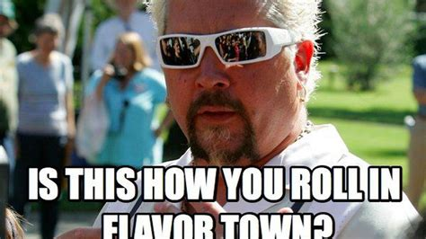 Meme Restaurant Nyc - internet eats up guy fieri s awesomely bad nyt restaurant