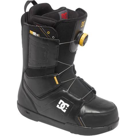 dc scout boa snowboard boot s