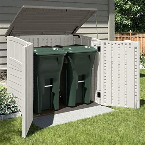 suncast horizontal storage shed outdoor storage shed