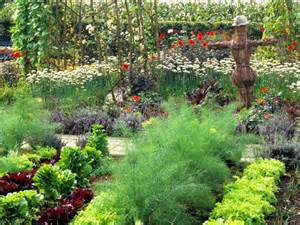 Home Kitchen Garden Design Delicious Beauty The Successful Kitchen Garden