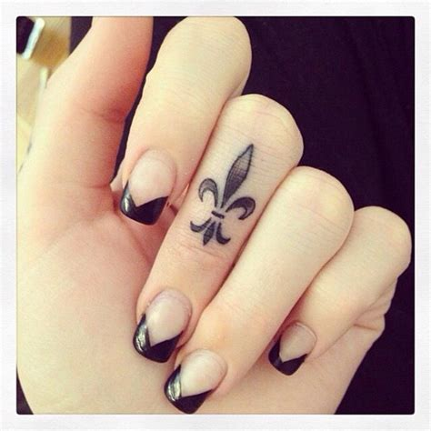 tattoo finger design 40 cute finger tattoo designs for girls