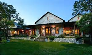 hill country ranch house plans for design