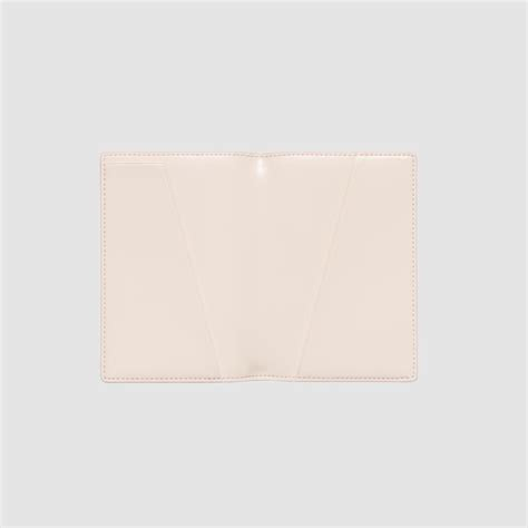 pale pink passport holder monogram leather travel accessories  daily edited