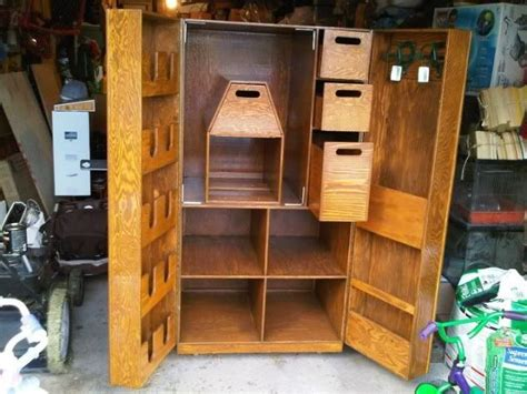 tack armoire tack trunk designs tack trunk plans wood projects pinterest saddles monsters
