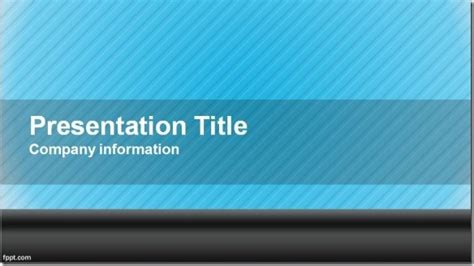 You Can Now Make Amazing Widescreen Presentations Using Widescreen Presentation Templates