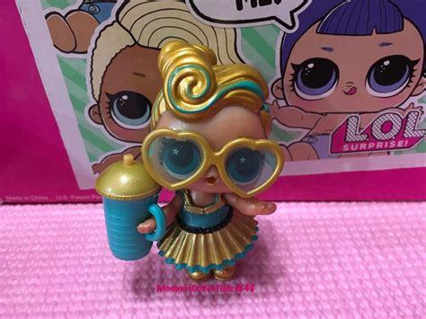 Lol L O L Doll Series 3 Lil lol l o l dolls series 2 24k gold luxe 100 sealed ebay