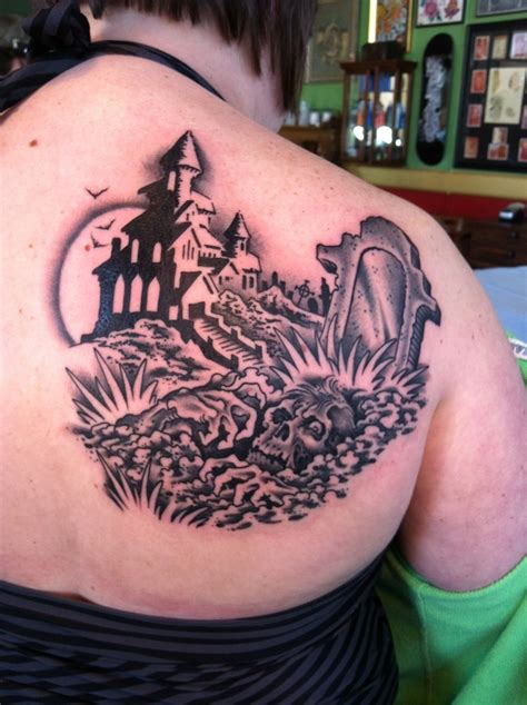 freedom machine tattoo done by david at freedom machine in