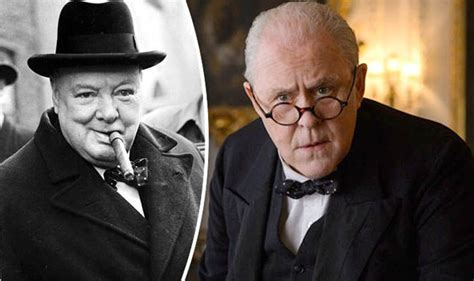 Movie House Modernist by The Crown Did Winston Churchill Really Burn The