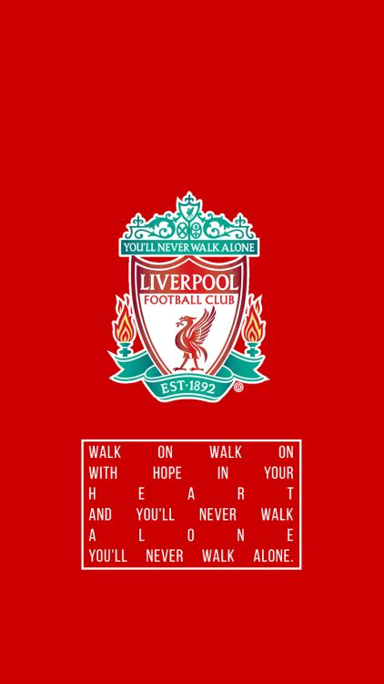 Iphone Wallpaper Liverpool Fc