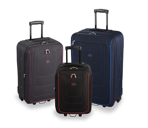 Small Cabin Suitcase Trolley striped large medium small cabin travel trolley luggage