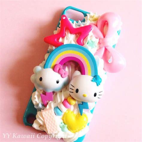 Tokidoki Ipod Covers by Hello Vs Tokidoki Rainbow Decoden Made For The