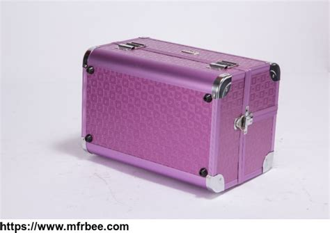 Suitcase With Drawers by Custom Popular Business Aluminum Make Up Suitcase With